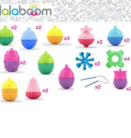 Lalaboom 48 pc set