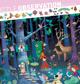 Djeco Enchanted: Observation Puzzles