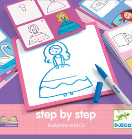 Djeco Josephine And Co: Step by Step
