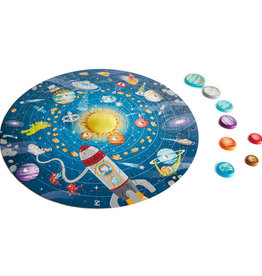 Hape Intl Solar System Puzzle