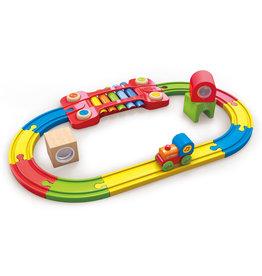 Hape Intl Sensory Railway