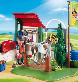 Playmobil Horse Grooming Station***