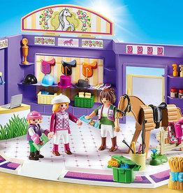 Playmobil Horse Track Shop