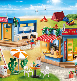 Playmobil Large Campground
