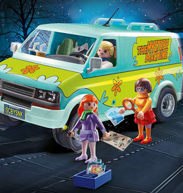 Playmobil Mystery Machine