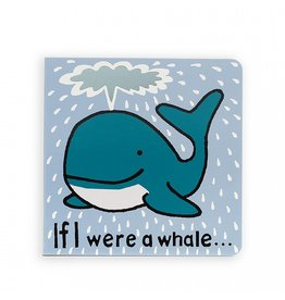 Jelly Cat If I Were a Whale Book