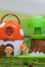 Fat Brain Toy Co. Mushroom Surprise: Timber Tots