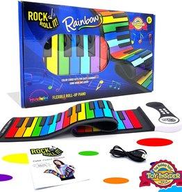 Mukikim Rainbow Piano: Rock N' Roll It!