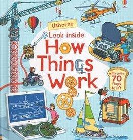 EDC Publishing (Usborne / Kane Miller) How Things Work BD: Look Inside