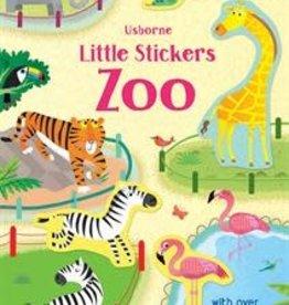 EDC Publishing (Usborne / Kane Miller) Zoo: Little Stickers