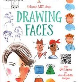 EDC Publishing (Usborne / Kane Miller) Faces: Drawing
