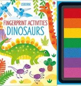 EDC Publishing (Usborne / Kane Miller) Dinosaurs: Fingerprint Activities