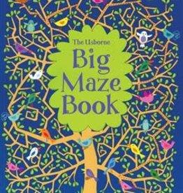 EDC Publishing (Usborne / Kane Miller) Big Maze Book