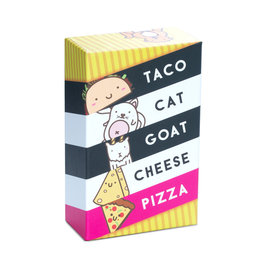 ACD Toys Taco Cat Goat Cheese Pizza
