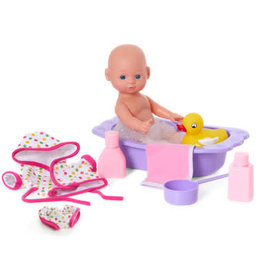 EPOCH Everlasting Play Bathtime Baby: Kidoozie