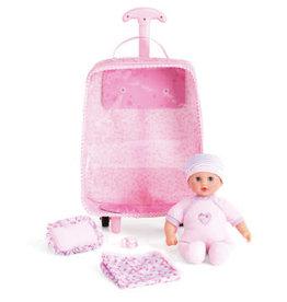 EPOCH Everlasting Play Pack 'n Play Baby Doll: Kidoozie