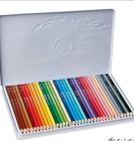MindWare Set of 36 Colored Pencils in a Tin