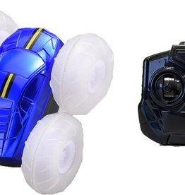 Mindscope Turbo Twister Flip Racers: Blue