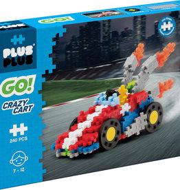 Plus-Plus USA Plus-Plus Go! Crazy Cart