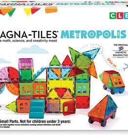 Valtech - MagnaTiles Metropolis 110 Piece Set: Magna Tiles