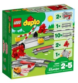 LEGO Train Tracks V39
