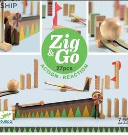 Djeco Zig&Go Construction Set: 27p