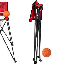 Jamberly Group Hoopman! Portable Basketball Goal