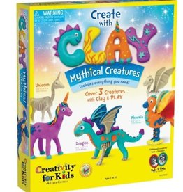 Fat Brain Toy Co. Mythical Creatures Clay