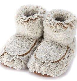 Intelex Marshmallow Brown Warmies Boot