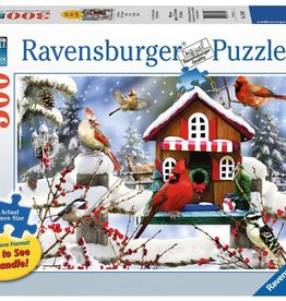 Ravensburger The Lodge Puzzle 300pc