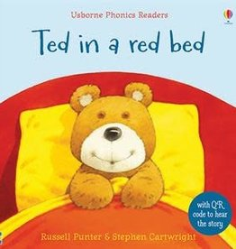EDC Publishing (Usborne / Kane Miller) Ted in a Red Bed