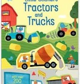 EDC Publishing (Usborne / Kane Miller) Tractor and Trucks: Little Stickers