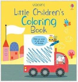 EDC Publishing (Usborne / Kane Miller) Little Children's Coloring Book