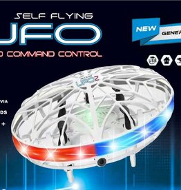 Leading Edge Self Flying UFO-2