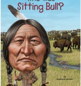 Penguin Random House Who was Sitting Bull?