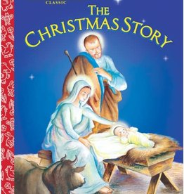 Penguin Random House The Christmas Story: A Little Golden Book
