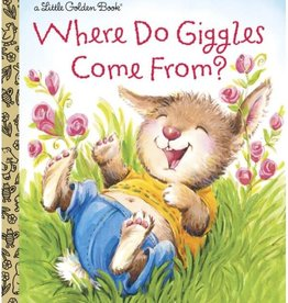Penguin Random House Where Do Giggles Come From? A  Little Golden Book