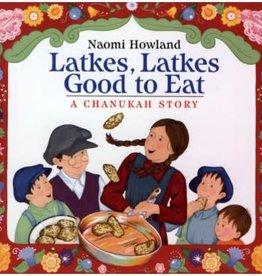 Houghton Mifflin Harcourt Latkes, Latkes, Good to Eat