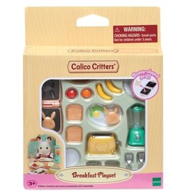 EPOCH Everlasting Play Breakfast Playset: Calico Critters