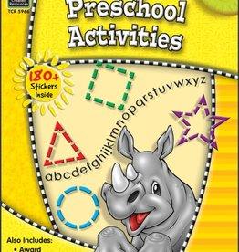TCR Preschool Activities: Ready-Set-Learn