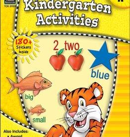 TCR Kindergarten Activities: Ready-Set-Learn