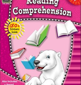 TCR Reading Comprehension Grade 1: Ready-Set-Learn