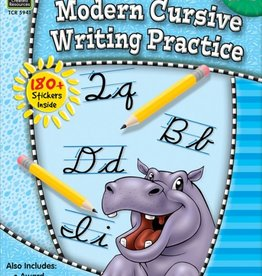 TCR Modern Cursive Writing Practice Grd 2-3: Ready-Set-Learn