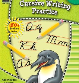 TCR Cursive Writing Practice: Ready-Set-Learn