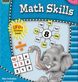 TCR Math Skills Grd 3: Ready-Set-Learn