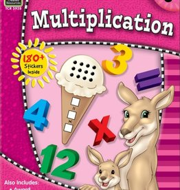TCR Multiplication Grd 3: Ready-Set-Learn