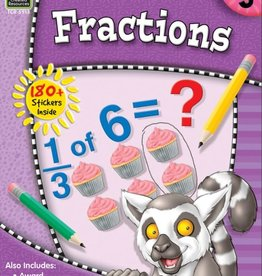 TCR Fractions Grd 3: Ready-Set-Learn