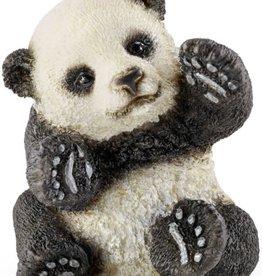 Schleich Panda Cub: Playing