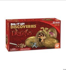 MindWare Dragons: Dig It Up Discoveries