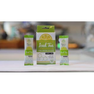 Green Lady Rx Green Lady Rx Super Lemon Haze Iced Tea 10 Pk 200mg